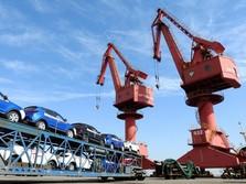 Perang Dagang Memanas, China Naikkan Tax Refund Ekspor