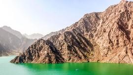 Perbukitan di Dubai Menjelma Jadi Kawasan Ekowisata