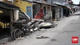 Gempa Susulan Terus Goyang Lombok Hingga Pagi Hari