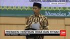 Jokowi Pernah Menjadi Korban Hoax di Media Sosial