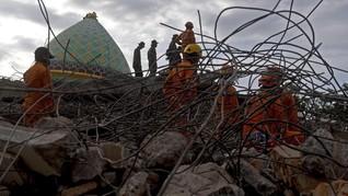 Sudah 597 Gempa Susulan di Lombok, Korban Jiwa Jadi 436 Orang
