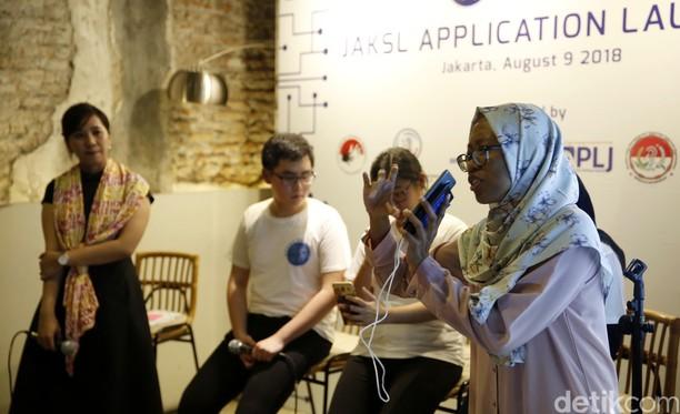 Belajar Bahasa Isyarat Gratis Lewat Aplikasi