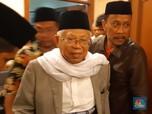 Ma'ruf Amin Bisa Bawa Ekonomi Syariah Tumbuh Pesat