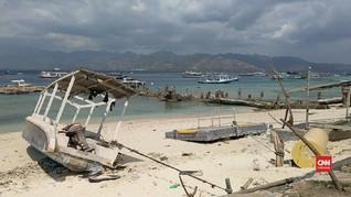 VIDEO: Menjamah 'Pulau Mati' Gili Trawangan
