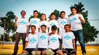 Rumah Cemara Wakili Indonesia di Piala Dunia Anak Telantar