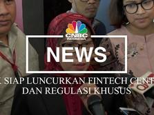 OJK Siap Luncurkan Fintech Center Dan Regulasi Khusus