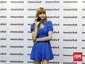 VIDEO: Pertama ke Jakarta, Lisa BLACKPINK Disambut Ribuan Fan