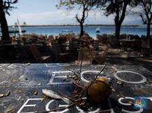 Dua Gempa Kembali Guncang Lombok, Lereng Rinjani Longsor