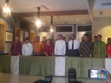 Ma'ruf Amin Jadi Cawapres Jokowi