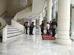 Ramai Soal Cawapres, Jokowi Tiba-tiba Sambangi Kantor JK