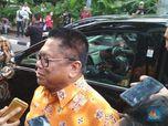 Dari Hary Tanoe Sampai OSO Kumpul, Finalisasi Cawapres Jokowi