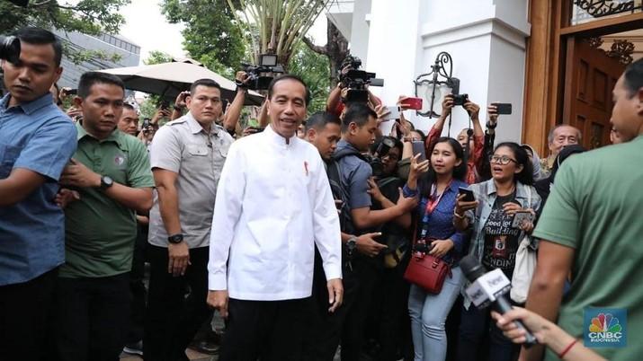 Tahun Politik, Jokowi Siapkan Dua Jurus Kebut Bangun SDM RI
