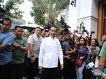 Jokowi & Megawati Tiba-tiba Hadiri Rapat Pembahasan Cawapres