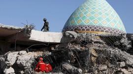 Satu Orang Terluka Akibat Gempa Susulan di Lombok Timur