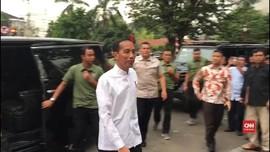 Spesifikasi Toyota Alphard yang Ditumpangi Jokowi ke Menteng