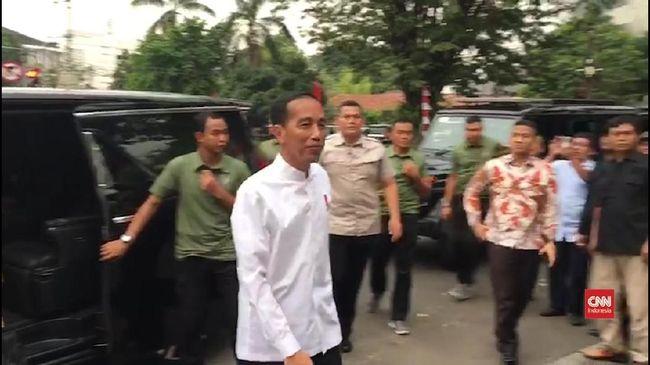 Netizen Gaungkan #JokowiMahfud2019