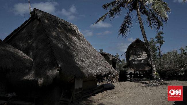 Rumah Adat Suku Sasak, Bangunan Anti Guncangan Gempa