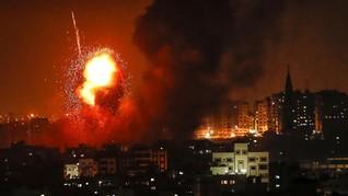 Israel Prediksi Perang dengan Hamas Tinggal Tunggu Waktu