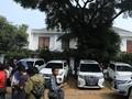 Rumah Prabowo Sepi Jelang Penetapan Presiden-Wapres Terpilih