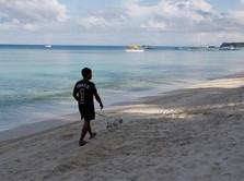 Gara-gara Pulau Boracay Ditutup, Ekonomi Filipina Melambat