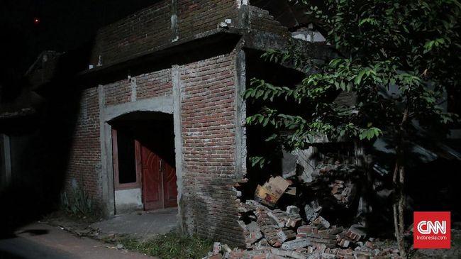 Dampak Psikologis Gempa Lombok Memunculkan 'Desa-desa Hantu'