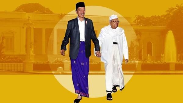 Erick Thohir Ketua Timses Jokowi