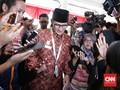 Sambangi Prabowo, Sandiaga Ucapkan Selamat ke Jokowi-Ma'ruf