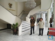 Misteri Pertemuan 20 Menit Jokowi-JK dan Cawapres Inisial 'M'