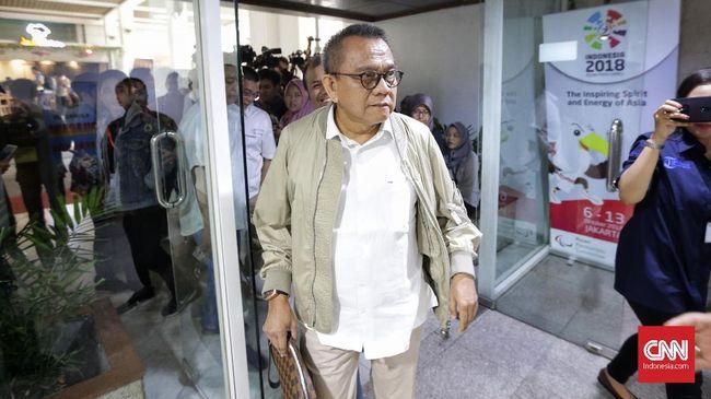 Gerindra Ingin M Taufik Gantikan Sandi Jadi Wagub DKI