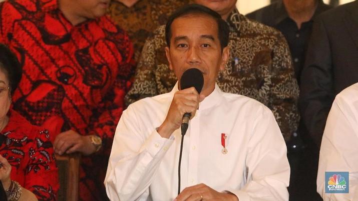 Jokowi: Harga Beras Turun, Telur Turun, Ayam Turun