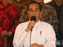 Rapat Terbatas, Jokowi: Jaga Stabilitas Rupiah!