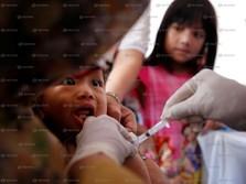 Vaksin Imunisasi Terhambat Corona, Anak-Anak Dalam Bahaya