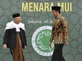 Kisah Lobi Ketum PPP ke Jokowi Agar Pinang Ma'ruf Amin
