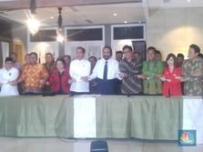 Pidato Lengkap Jokowi Umumkan Ma'ruf Amin Jadi Cawapres