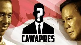 Jokowi Pilih Ma'ruf & Prabowo Gaet Sandiaga