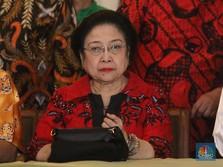 Saat Megawati Bicara Calon Menteri Jokowi di Periode II