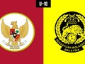LIVE: Timnas Indonesia vs Malaysia di Piala AFF U-16