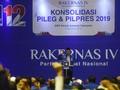 Demi Pileg, PAN Bebaskan Kader Dukung Jokowi di Pilpres 2019