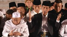 Ma'ruf Amin, Bantalan Jokowi untuk Politik Identitas