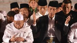 Nada Kecewa Seleb Jokowi Tunjuk Ma'ruf Amin Jadi Cawapres