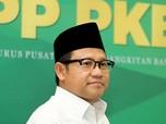 Menit Akhir, PKB Tunjuk Cak Imin Jadi Wakil Ketua DPR
