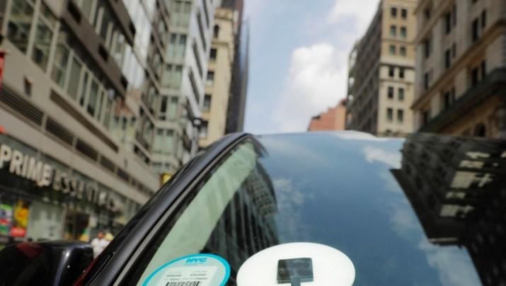New York Moratorium Izin Taksi Online Selama 1 Tahun