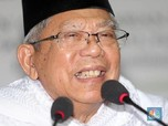 Ma'ruf Amin: Kabinet Jokowi-Ma'ruf Masih Disempurnakan