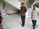 Diumumkan Besok Pagi, Jokowi: Cawapres Saya Depannya 'M'