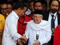 Jokowi Tanggapi Hoaks: Cawapres Ketua MUI Kok Azan Tak Boleh