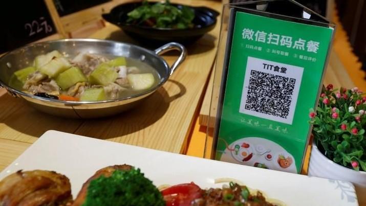 Bisa Bayar Pake Ponsel, Milenial China Tak Suka Uang Tunai