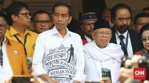 Buka Rekening 'Gotong Royong', Tim Jokowi Sindir Mahar Rp1 T