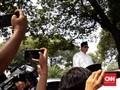 Prabowo-Sandiaga Tiba di KPU