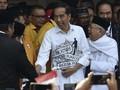 Desain Kemeja 'Bersih, Kerja, Nyata' Disebut Ide Jokowi