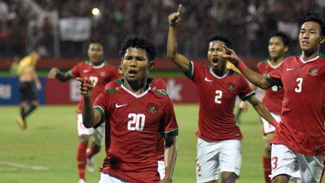 Jadwal Lengkap Timnas Indonesia U-16 di Piala Asia 2018